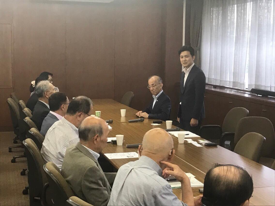 日本司法書士政治連盟愛知会にご挨拶