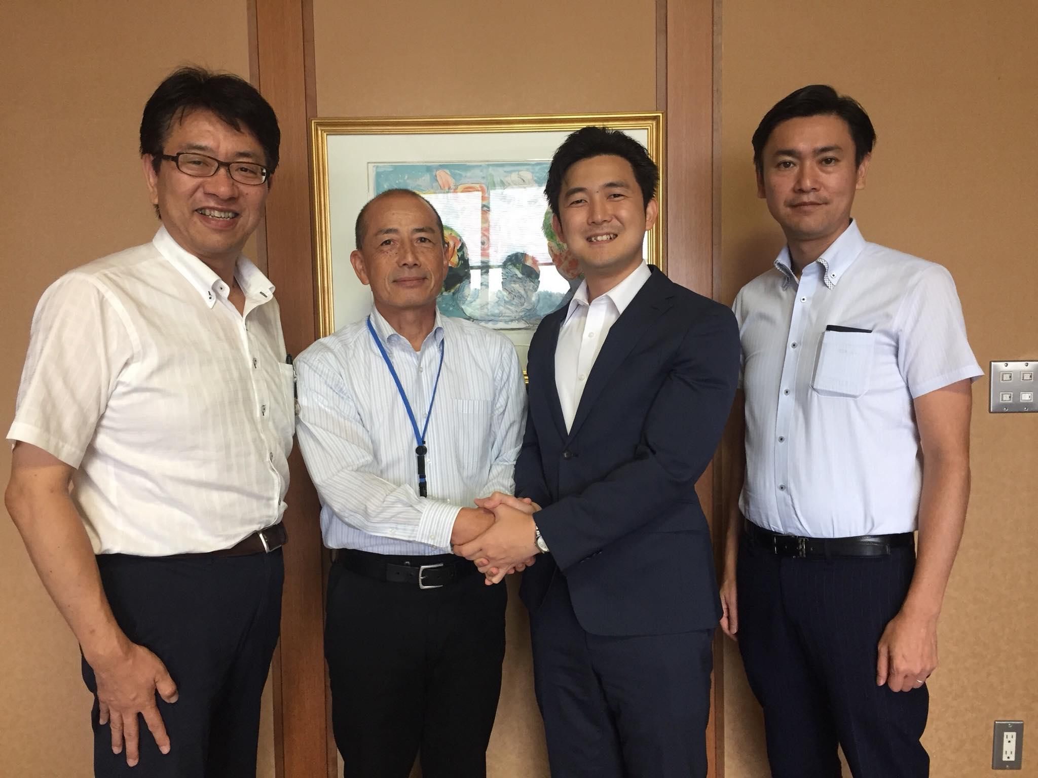 愛知県健康づくり振興事業団の河隅彰ニ理事長