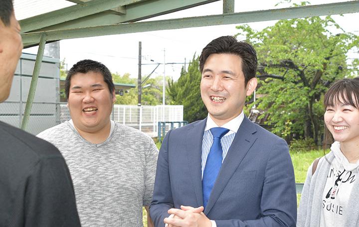 愛知選挙区=定数4 自民党推薦  安江のぶお 新