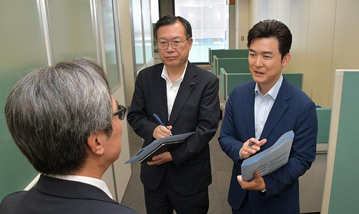中小企業承継支援さらに/安江氏が愛知の相談窓口を調査
