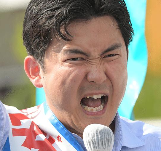 安江のぶお 新/愛知選挙区(定数4=自民推薦)