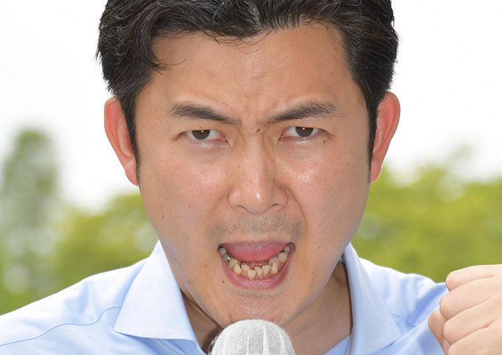 安江のぶお 新 愛知選挙区=定数4 自民推薦 残り1。維新、共産、公明が争う