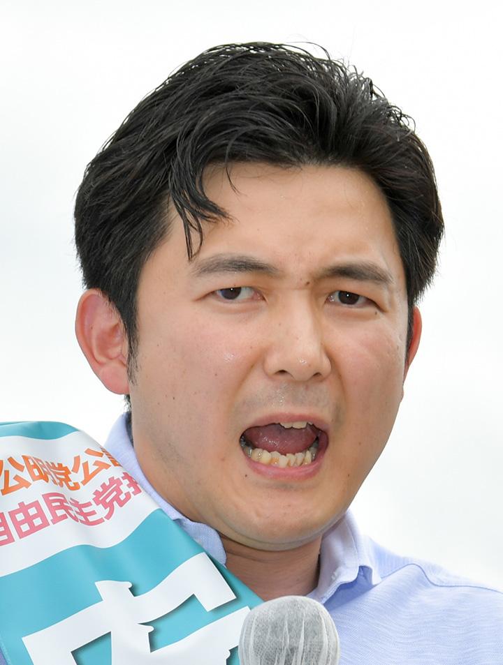 公明13候補 第一声の訴え【愛知選挙区】安江のぶお候補