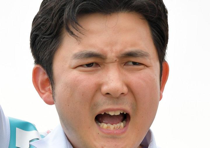 愛知選挙区=定数4 自民推薦 安江のぶお 新