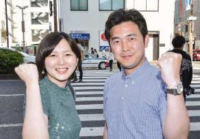 (参院選トピックス)「介護の現場に希望を」/安江候補、政策の原点は家族/名古屋市