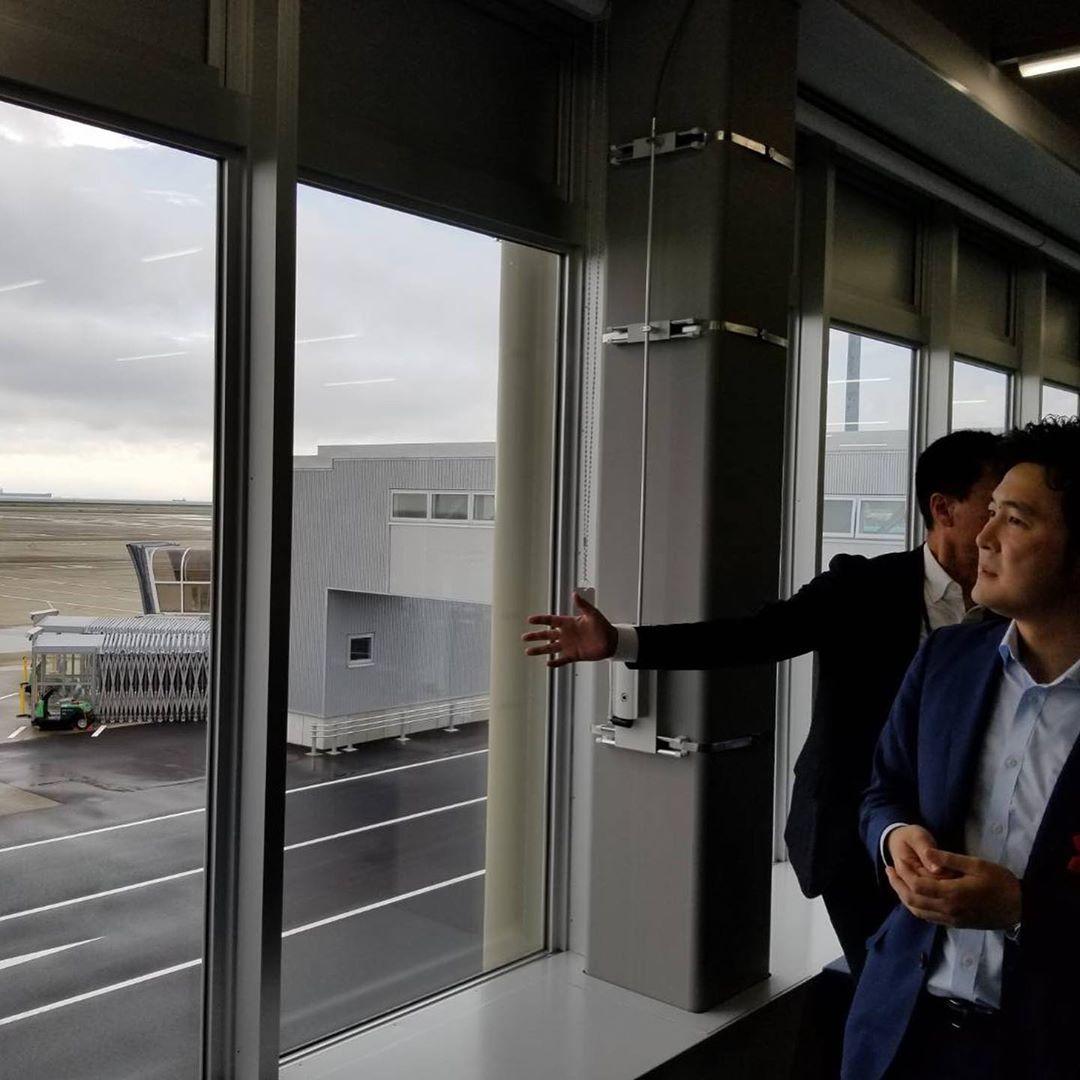 中部国際空港の第2ターミナル