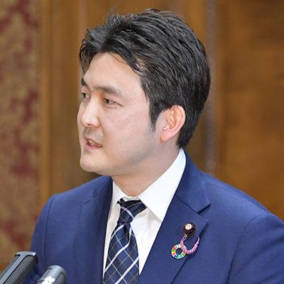 安江氏=23日 参院予算委