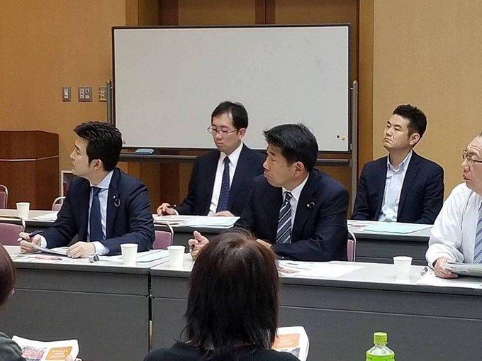 公明党認知症施策推進本部の視察で三重県松阪市に