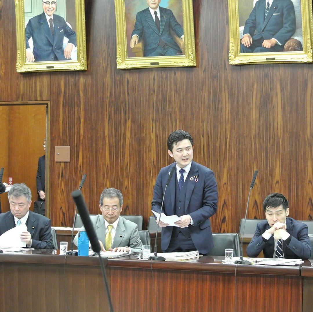 参議院法務委員会予算委嘱審査で質問