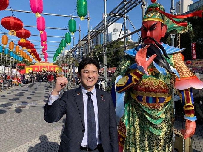 名古屋中国春節祭に参加