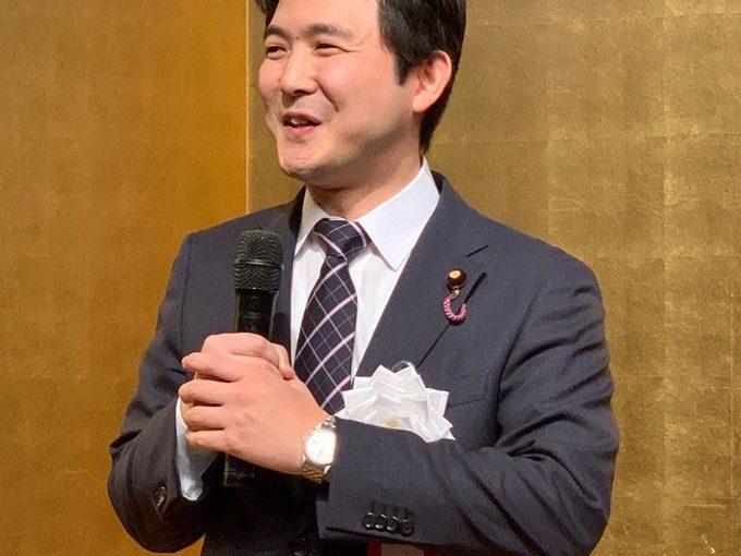 三重県津市の公明党賀詞交歓会