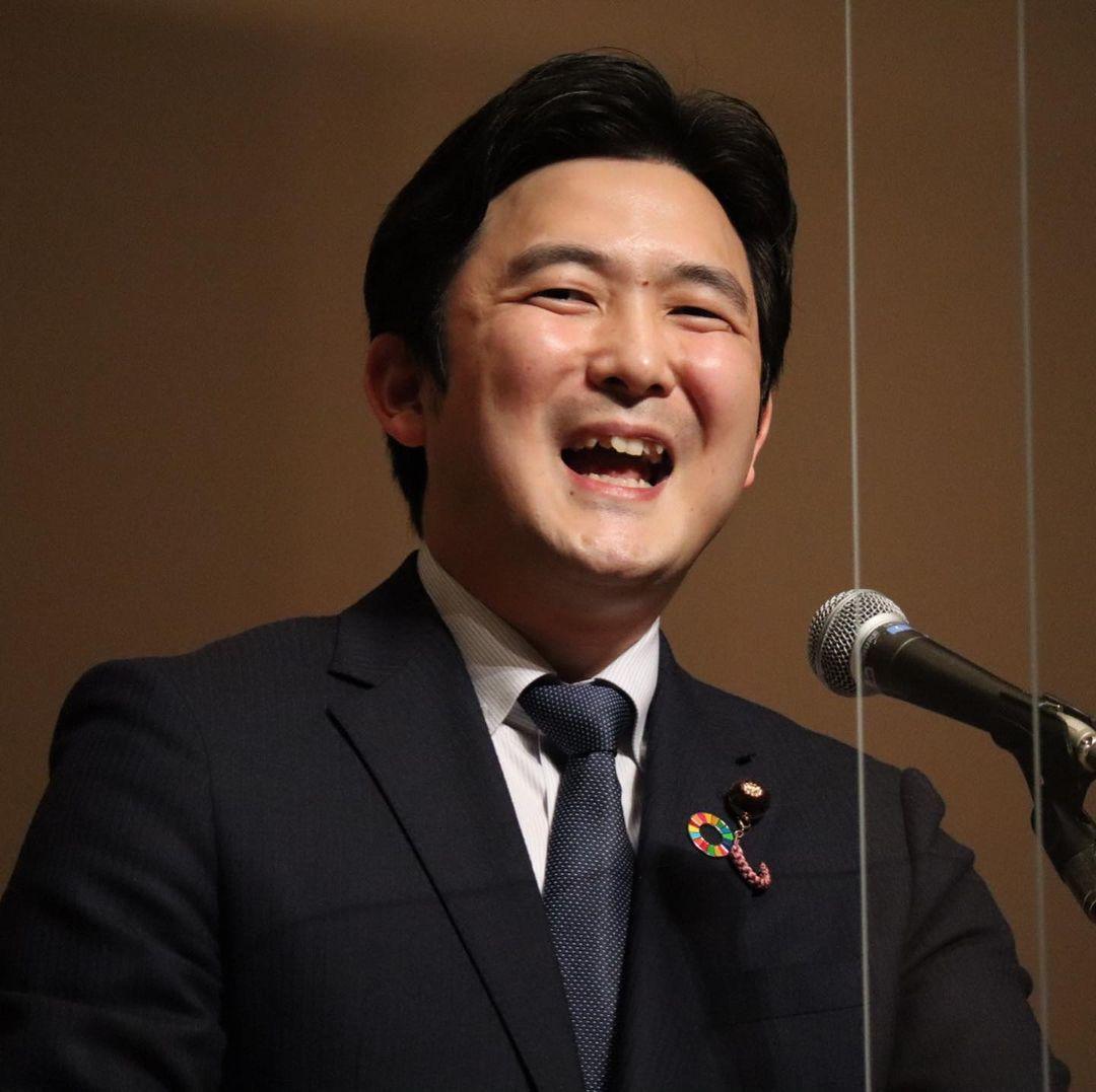 安江のぶお 参議院議員 愛知選挙区 公明党