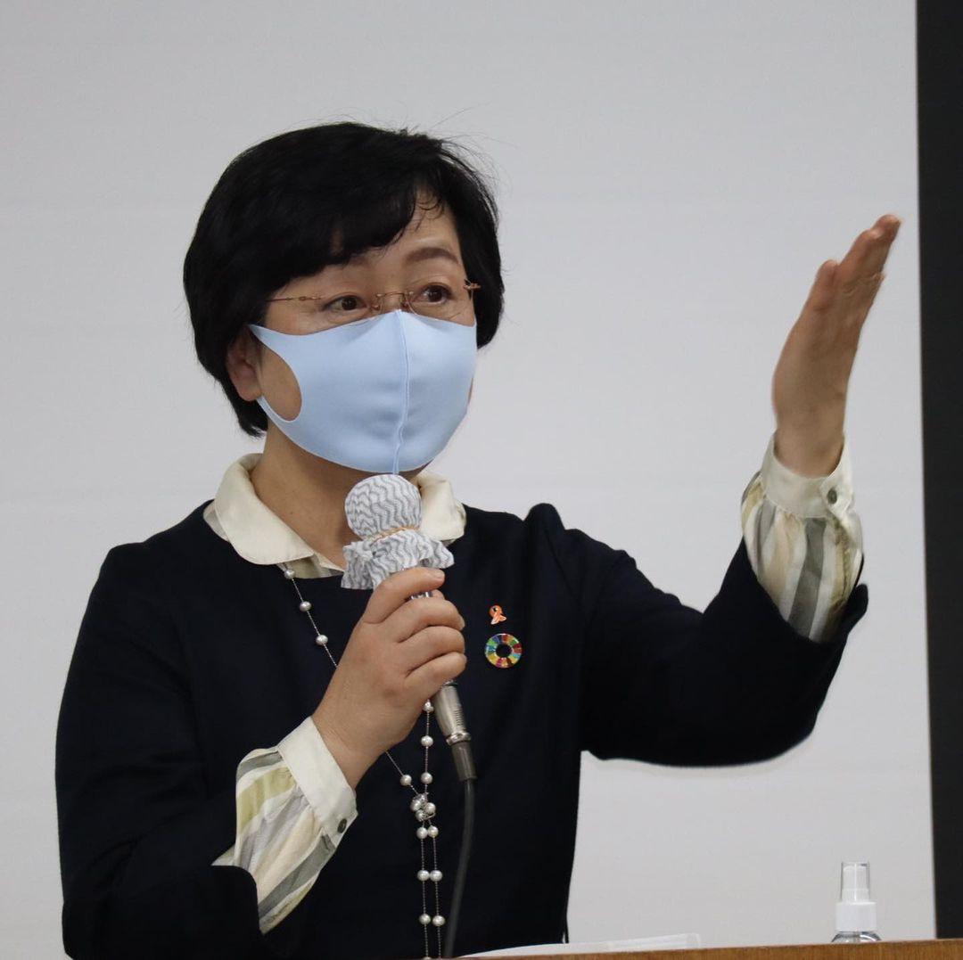 柴崎智子・大府市議