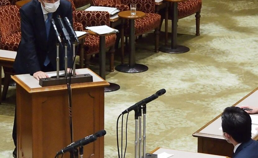 参議院議員運営委員会が開かれました
