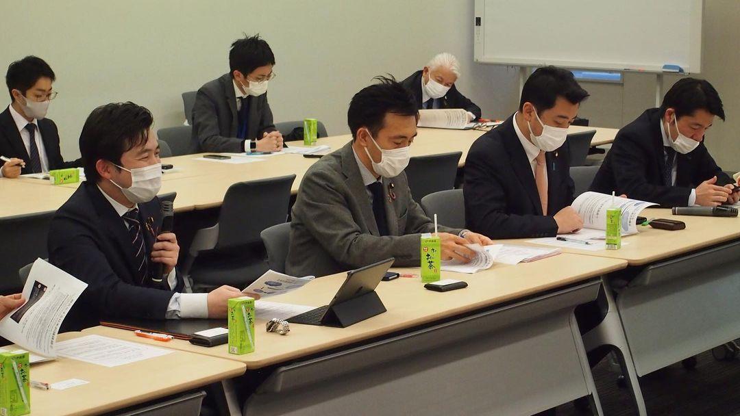 深堀ユーストークに東京工業大学の西田亮介先生にお越しいただきました