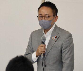 公明党愛知県本部の主催で団体要望懇談会を開催