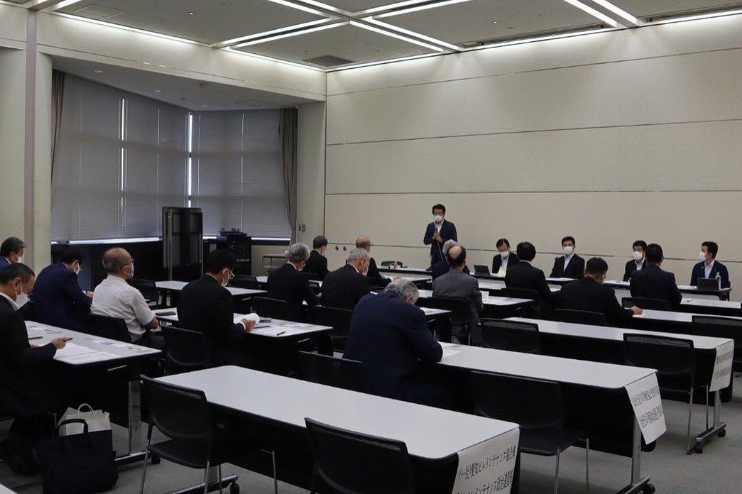 公明党愛知県本部の団体要望懇談会を開催