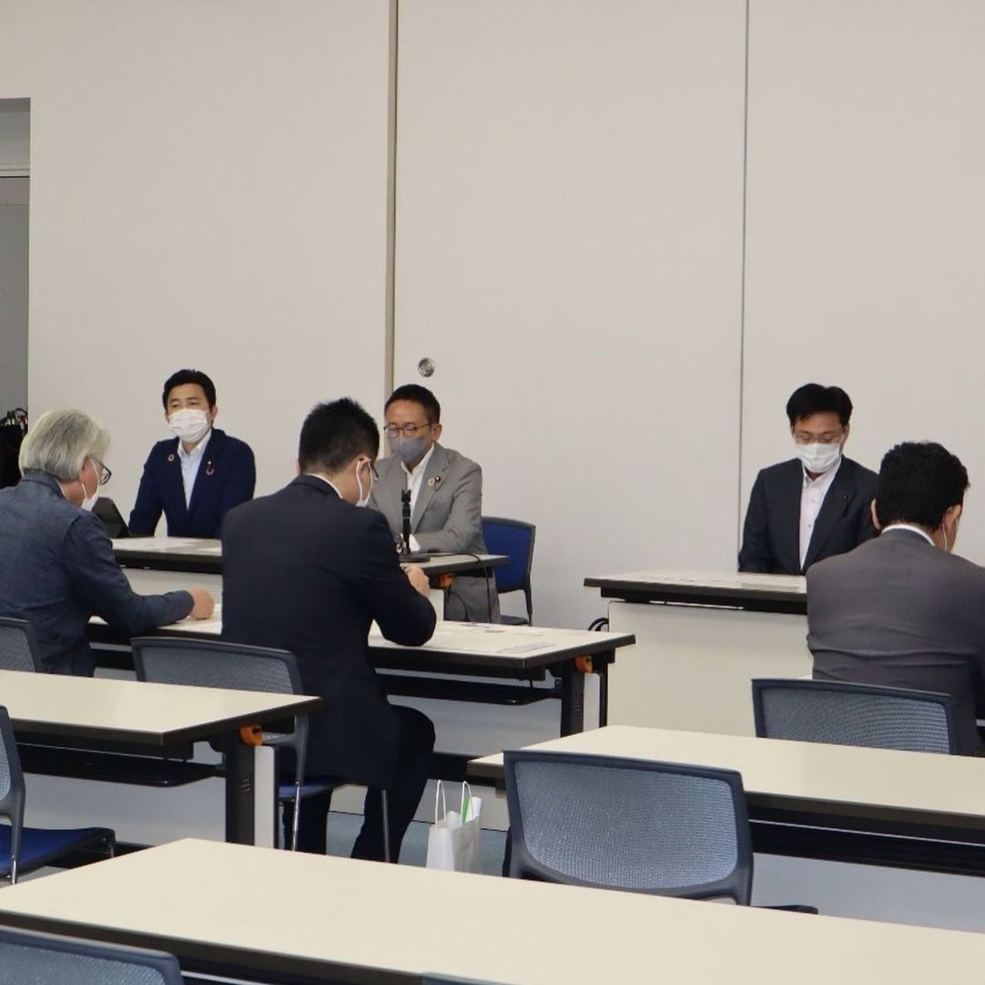 公明党愛知県本部の主催・団体要望懇談会