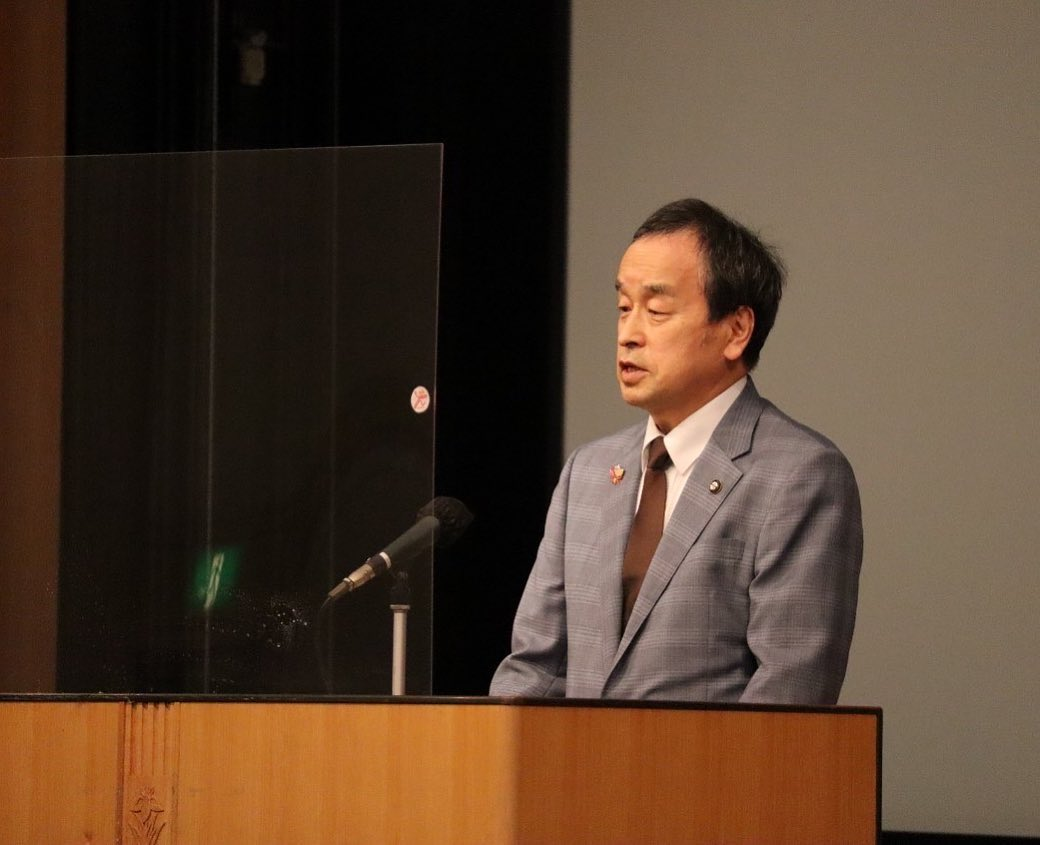 岡村 秀人 大府市長
