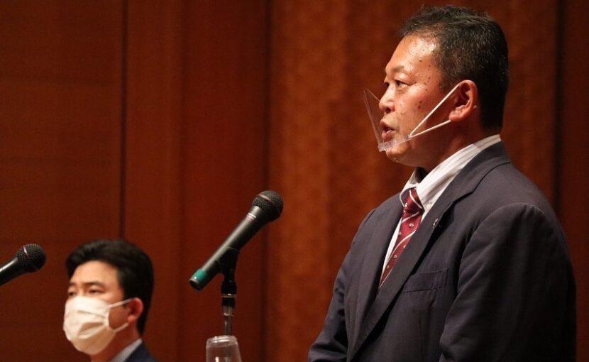愛知13選挙区の石井拓予定候補